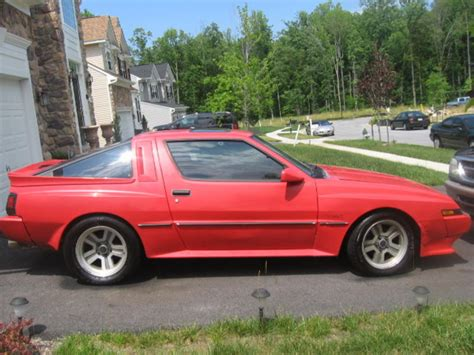 chrysler conquest 1987 1987 chrysler conquest information and photos momentcar