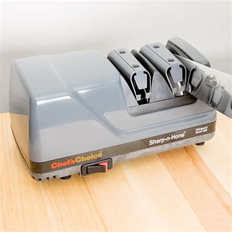 knife sharpeners electric edgecraft chef s choice 325 electric two stage