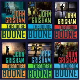 theodore boone kid lawyer book report theodore boone series by grisham giveaway book