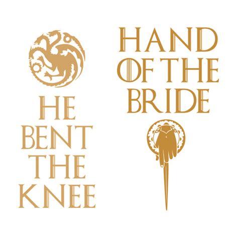 games  thrones wedding cuttable designs