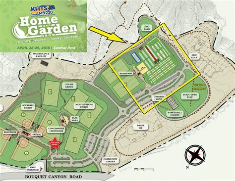 map to home 2018 khts santa clarita home and garden show map2018 santa clarita home and garden show home