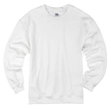 White Crewneck White white crewneck sweatshirts for adults the adair
