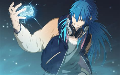 anime cool boy wallpaper blue haired anime boy wallpapers 1680x1050 904441