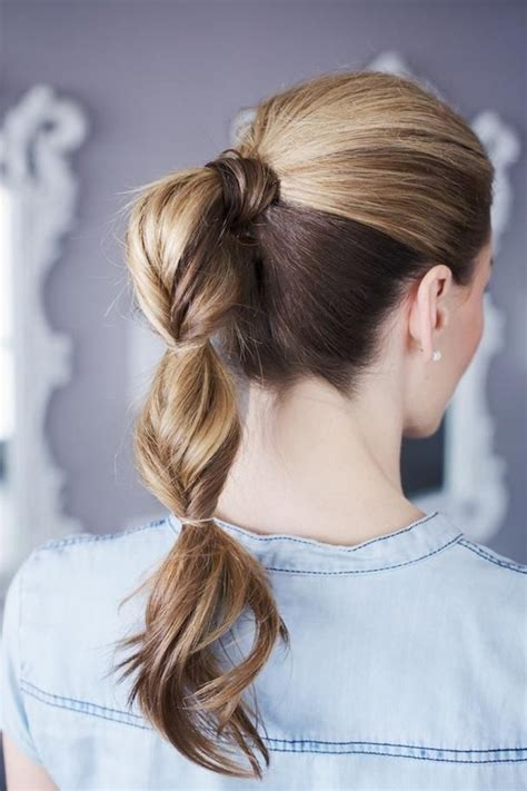 hairstyle ideas ponytail braided ponytail ideas best hairstyles for women