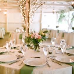 Curry And Company Chandeliers Romantic Spring Wedding Reception Wedding Decor Photos