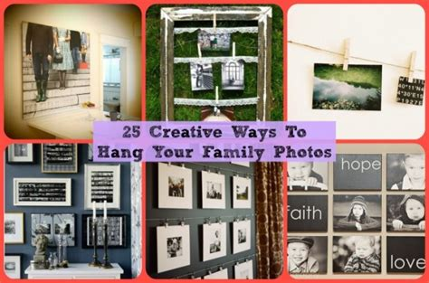 displaying family pictures 25 creative ways to display family pictures how to