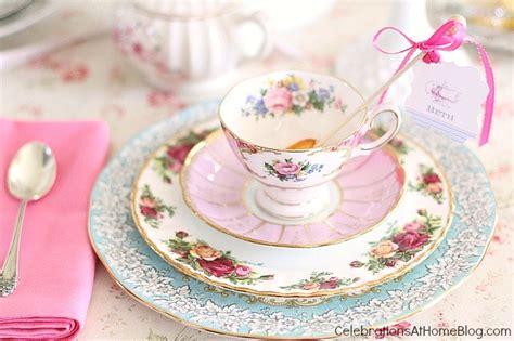 Bridal Shower Tea by Tea Bridal Shower Ideas Celebrations At Home