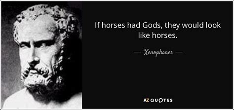 thales biography in english xenophanes quote if horses had gods they would look like