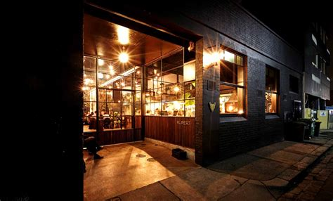 dinner venues melbourne rupert on rupert popular restaurants city secrets