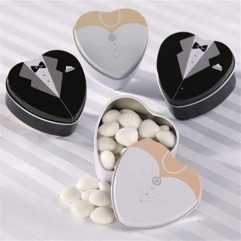 Wedding Favors Tins by And Groom Favor Tins Wedding Favors