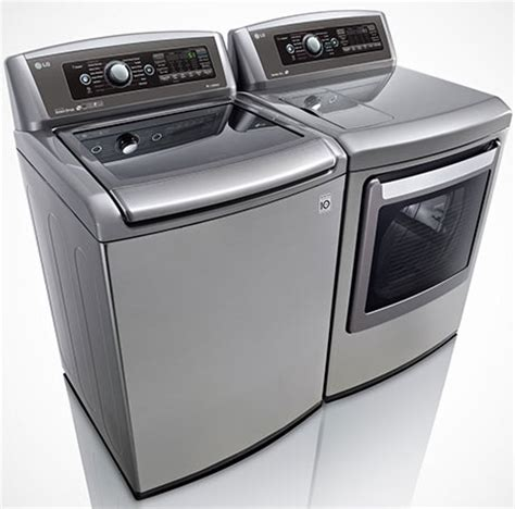 Lg Top Loading Washer T2350vsam lg front and top loading washers and dryers