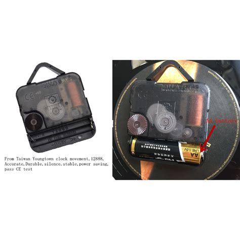 Jam Dinding jam dinding 3d hollow model wars 01 black jakartanotebook