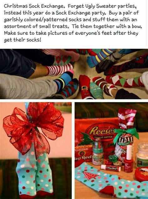 christmas gift ideas with socks sock exchange gift ideas sock socks and socks