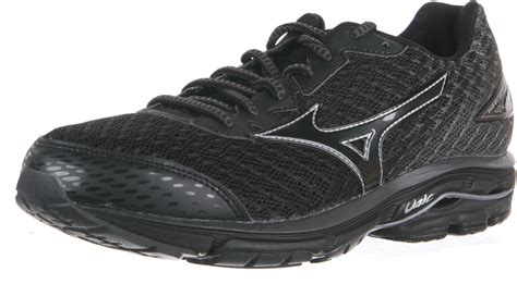 mizuno wave rider mens running shoes s mizuno wave rider 19 running shoe ebay