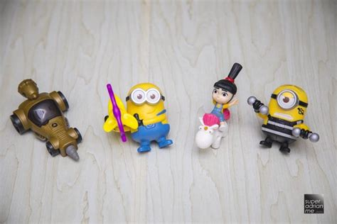 Promo Happy Meal Agnes Rockin Unicorn Minion Mcd Mcdonald Minions despicable me minions invade mcdonald s singapore in june