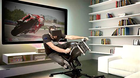 leangp home vr motorcycle gearnova