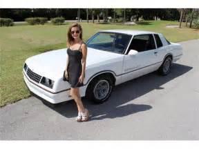 Chevrolet Montecarlo 1986 Chevrolet Monte Carlo Ss For Sale Classiccars