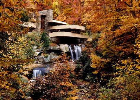 falling water architect frank lloyd wright buildings nominated for unesco world