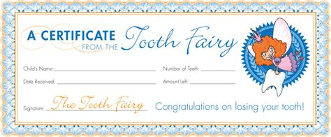 free printable tooth certificate template supermommy from one to another on feedspot