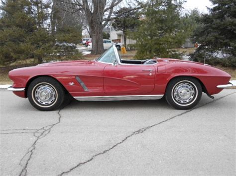 how cars engines work 1962 chevrolet corvette transmission control frame off restored 1962 corvette with zz4 350 crate engine and 4 speed trans classic chevrolet