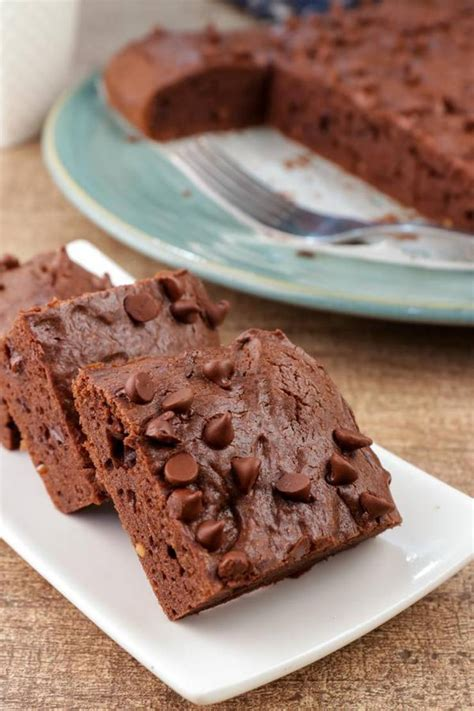 flourless brownies easy quick simple chocolate