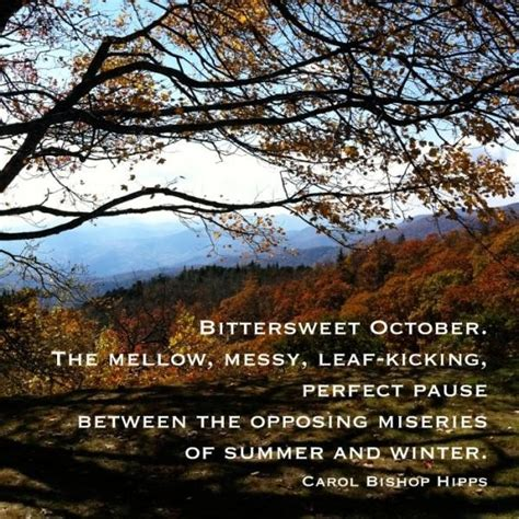 october quotes  sayings quotesgram