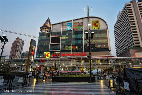 bid shopping big c superstore department stores in bangkok