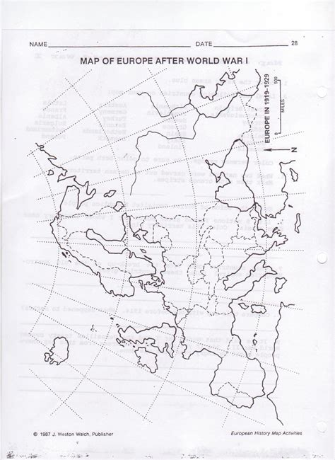 J Weston Walch Publisher Worksheets Answers by Us History Map Activities Wall Hd 2018