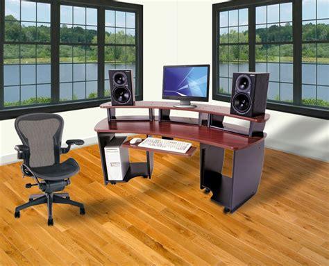 editing desk omnidesk omni b black audio editing desk