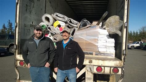 division 9 flooring donates to non profit organizations in