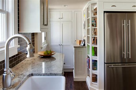 Designs For Small Kitchen 8 Small Kitchen Design Ideas To Try Hgtv