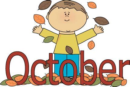october birthday month clip art month of october clipart bbcpersian7 collections