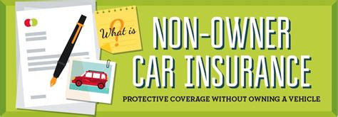 home insurance non owner car insurance best quotes auto non owner car insurance everything you should know