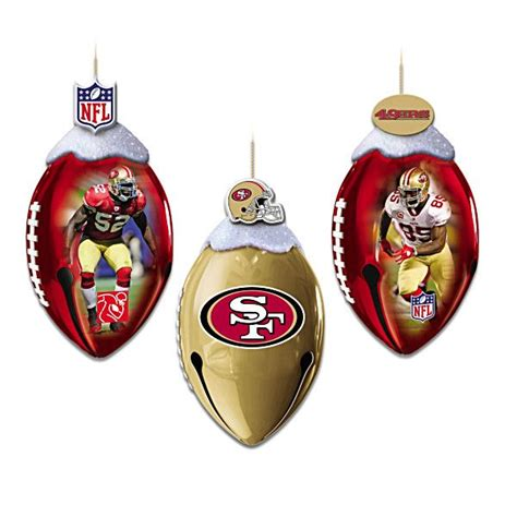absolutely love these san francisco 49ers footbells