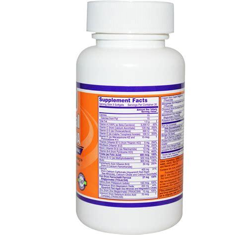 Vitamin Dha Now Foods Prenatal Gels Dha Vitamin Mineral