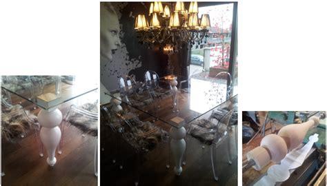 wandvitrine küche schlafzimmer design ideen