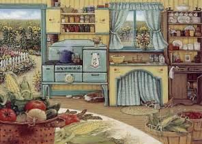 Vintage farmhouse farmhouse kitchen
