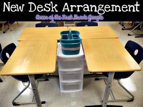 Ways To Arrange Desks In A Classroom by 1000 Ideas About Desk Arrangements On