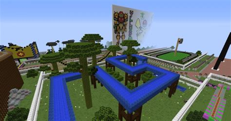 Coolhouses Com by Minepark A Minecraft Theme Park Minecraft Building Inc