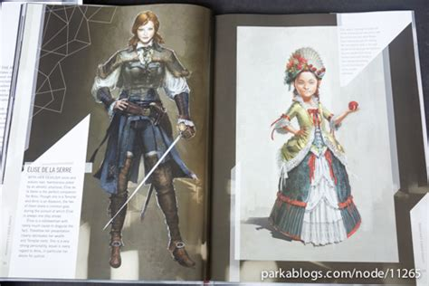 critique de livre the art of assassin s creed unity parka blogs