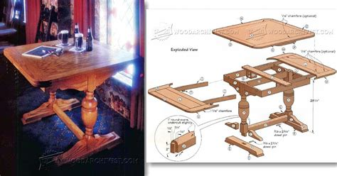 pub bench plans english pub table plans woodarchivist