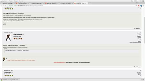 resetter for ubuntu 17 10 reset gnome to its fresh post install ubuntu 17 10 state