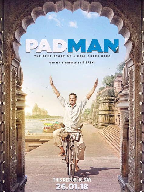 Akshay Kumar: Padman: First poster of the Akshay Kumar ...