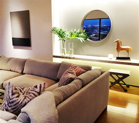 La Jolla Living Room - as luck would it the la jolla house reveal design