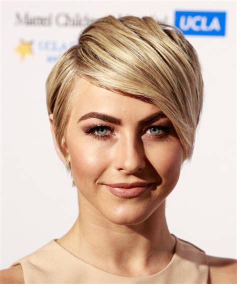 Julianne Hough Hairstyles in 2018