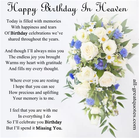 Wishing A Happy Birthday To Someone In Heaven Birthday To Someone In Heaven Happy Birthday Heaven