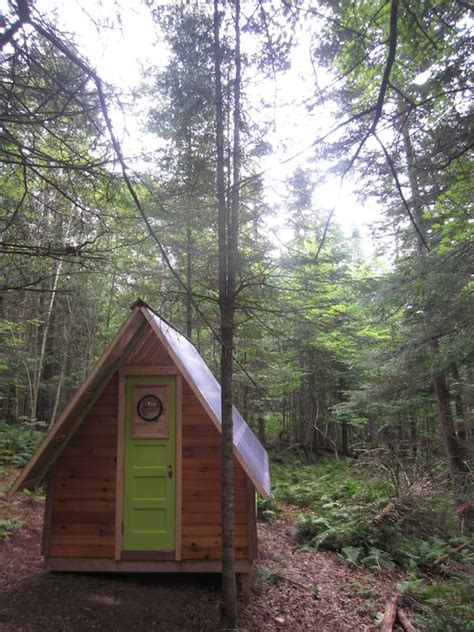 building a small cabin in the woods a diy micro cabin in the woods you can build