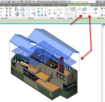 revit mep 2012 tutorial viewing models in 3d youtube exploded axonometric views in revit 2014 no problem