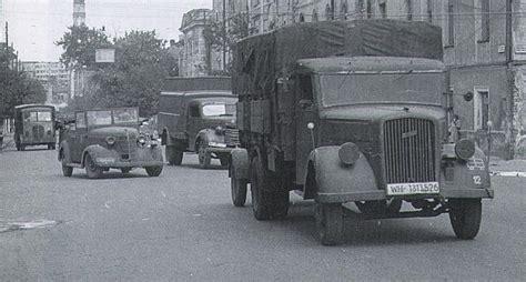 opel truck ww2 oldtimer gallery trucks opel blitz 3 6 36s