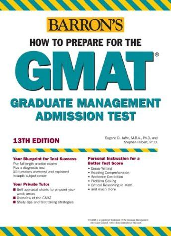 How To Prepare For Mba Program by Read How To Prepare For The Gmat Barron S How To Prepare